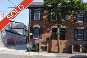 Sold Property - address1 Toronto,  M5A1X2