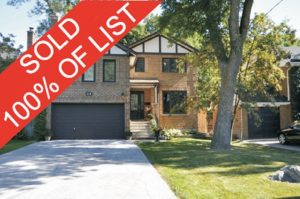 Sold Property - address1 Port Credit,