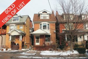 Sold Property - address1 Toronto,  M6J 2C9