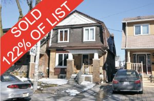 Sold Property - address1 Toronto,  M6S 3B2