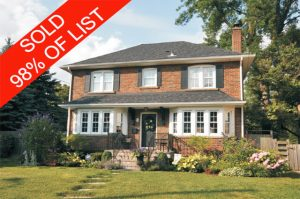 Sold Property - address1 Port Credit,  L5G3M7
