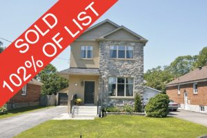 Sold Property - address1 Toronto,  M8Y3A7