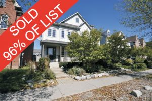 Sold Property - address1 Oakville,  L6H6V4