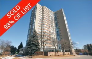 Sold Property - address1 Mississauga,  L4W4H4