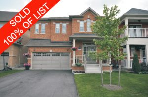 Sold Property - address1 Milton,  L9T7X6