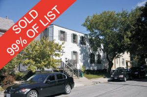 Sold Property - address1 Toronto,  M6P3P6