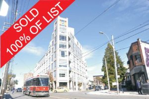 Sold Property - address1 Toronto,  M6R2N4