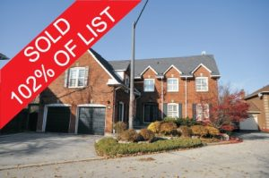 Sold Property - address1 Mississauga,  L5N5K5