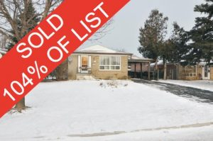 Sold Property - address1 Brampton,  L6X2L2