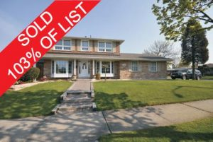 Sold Property - address1 Mississauga,