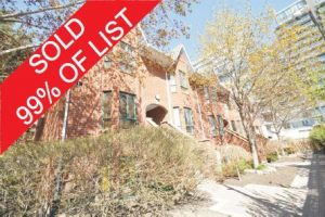 Sold Property - address1 Toronto,  M5V3C9