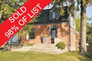 Sold Property - address1 Port Credit,  L5G3N2