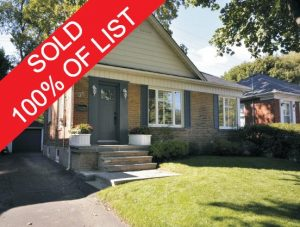 Sold Property - address1 Toronto,  M8X2A1