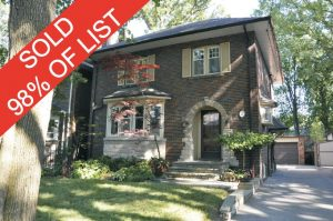 Sold Property - address1 Toronto, ON,