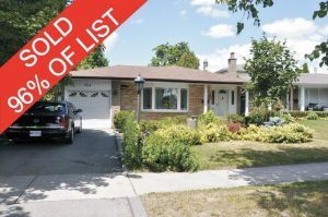 Sold Property - address1 Mississauga,   L4Y 2K2